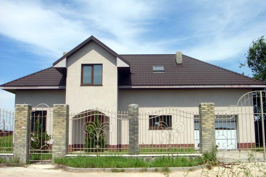 Дом 208 кв.м. – с. Креничи, Обуховский р-н – 85000 $