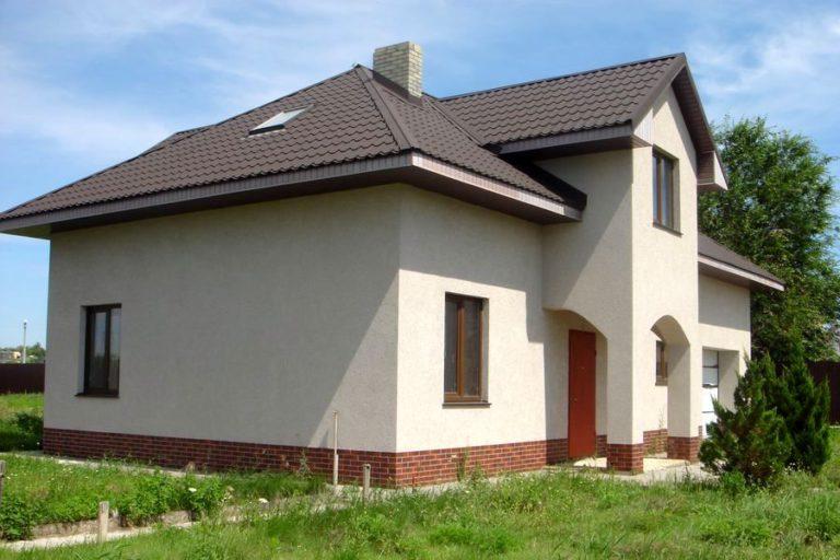 Продаётся дом 226 кв.м. - с. Креничи, Обуховский р-н (05)