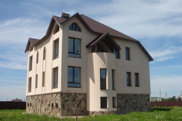 Продаётся дом 528 кв.м. - с. Креничи, Обуховский р-н (01)