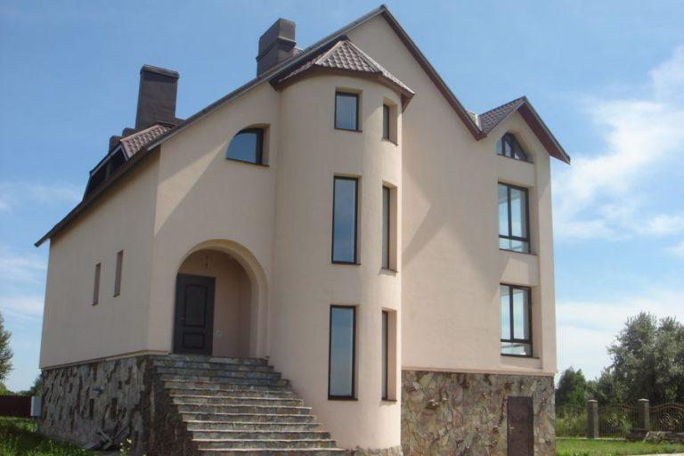 Продаётся дом 528 кв.м. - с. Креничи, Обуховский р-н (05)