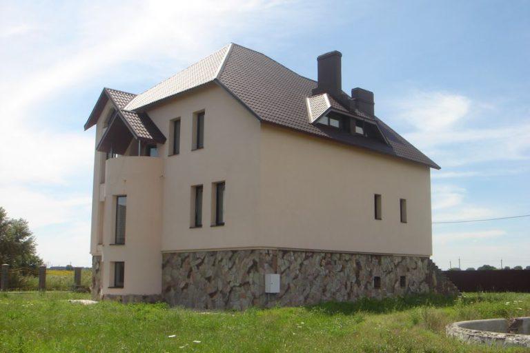 Продаётся дом 528 кв.м. - с. Креничи, Обуховский р-н (06)