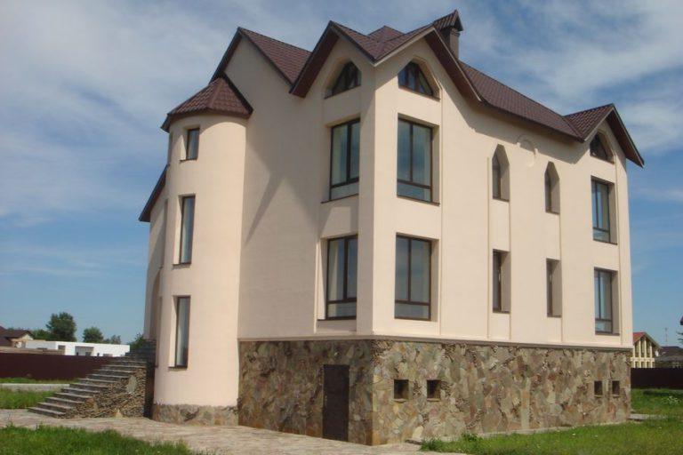 Продаётся дом 528 кв.м. - с. Креничи, Обуховский р-н (07)