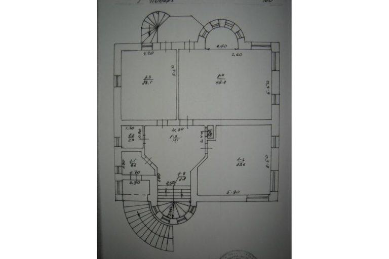 Продаётся дом 528 кв.м. - с. Креничи, Обуховский р-н (16)