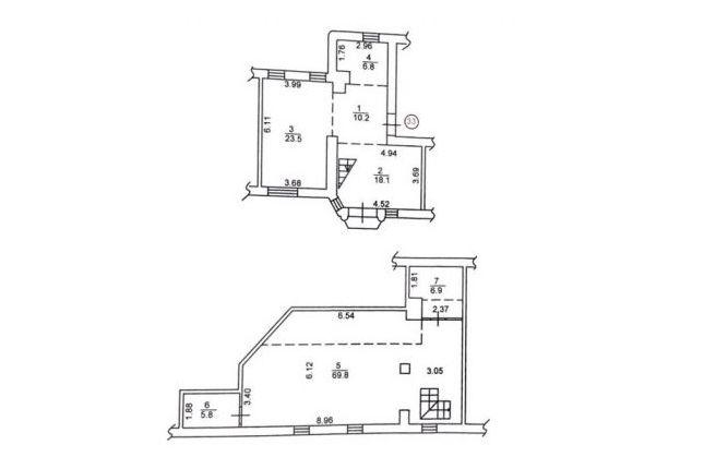 Продаётся квартира - ул. Мазепы, 3 (14)