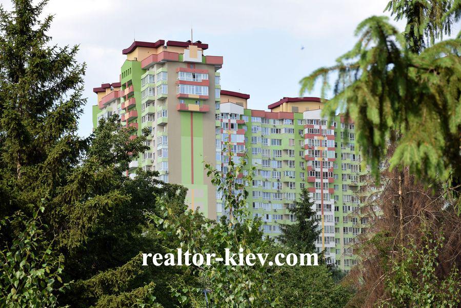 Двухкомнатная квартира 58 кв.м. – ул. Донца, 2-А – 64500 $.