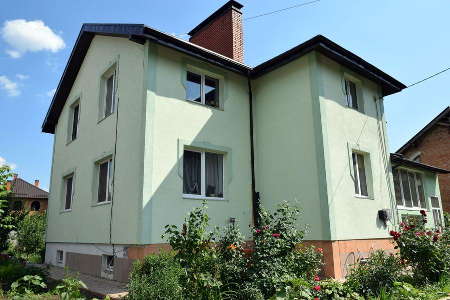 Дом на две семьи 330 кв.м. – Киев, Соломенский р-н, Жуляны, ул. Вишнёвая, 16 – 149000 $