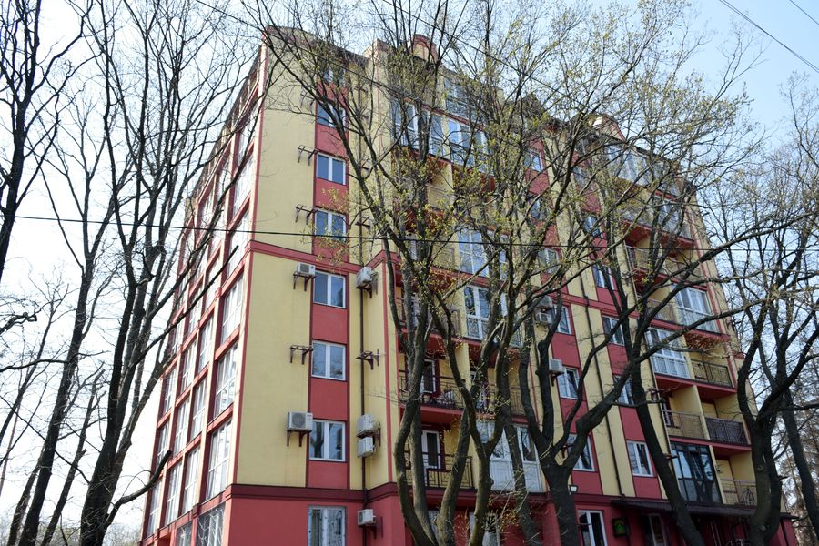 Однокомнатная квартира 47 кв.м. – Феофания, ул. Лебедева, 1-Б – 60000 $