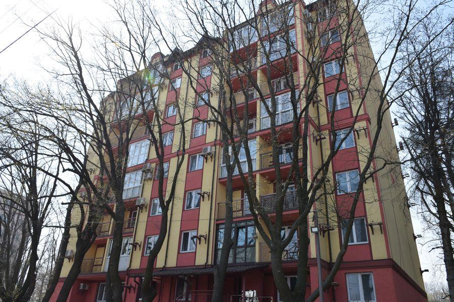 Трёхкомнатная квартира 94 кв.м. – Феофания, ул. Лебедева, 1-Б – 120000 $