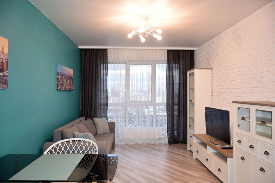 Однокомнатная квартира – ул. Липковского (Урицкого), 16в – ЖК «Квартет» – 17500 грн/месяц