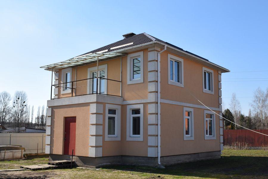 Дом 131 кв.м. – с. Рудыки (Конча-Заспа, Козин), Обуховский р-н – 115000 $
