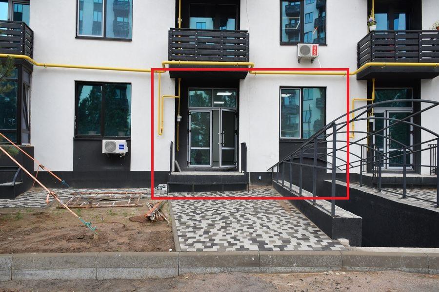 Помещение 43 кв.м. – Софиевская Борщаговка, ЖК «Уютный Квартал» – 11800 грн/месяц